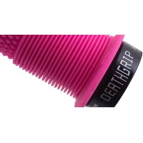 DMR Brendog DeathGrip Lock-On Griffe ø31,3mm pink